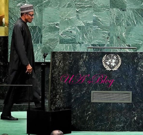 """JUST IN: The Person Occupying Seat Of Nigeria's President Is Not The """"Real"""" Buhari"""