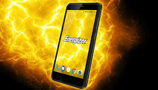 Energizer Ability Max P600s Launched Amongst An Internal Infinite Of 64 Gb As Well As Half Dozen Gb Ram