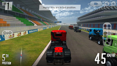 Tata T1 Prima Truck Racing Android Game Free Download
