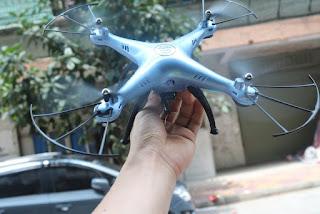 Spesifikasi Drone Syma X5HW - OmahDrones