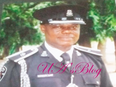 Senior Police Officer Dies On Top Of Mother-Of-Two Inside His Office In Ikeja (Photo)