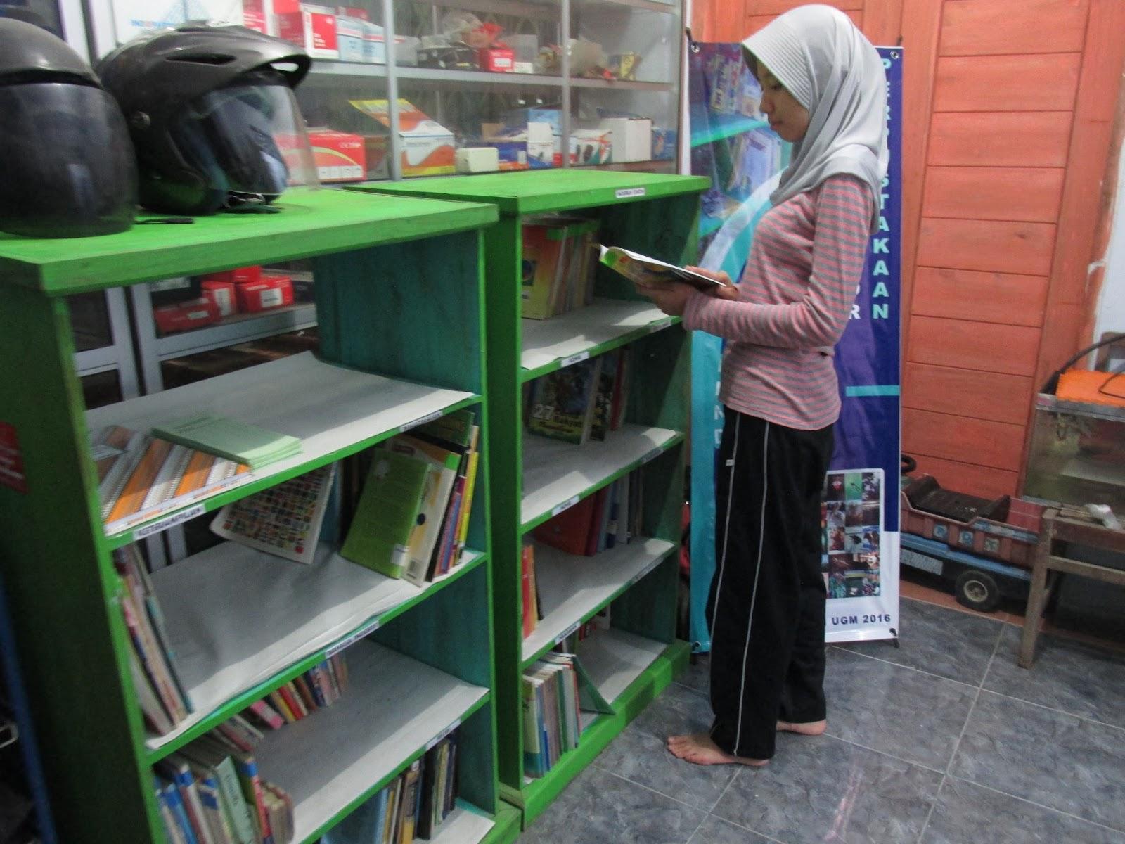 Book for Mountain dukung pengadaan buku untuk perpustakaan Dusun Selo