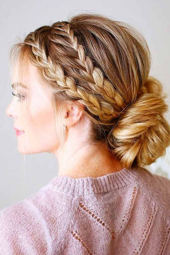 Fun and Easy Braid Hairstyles for Party Time