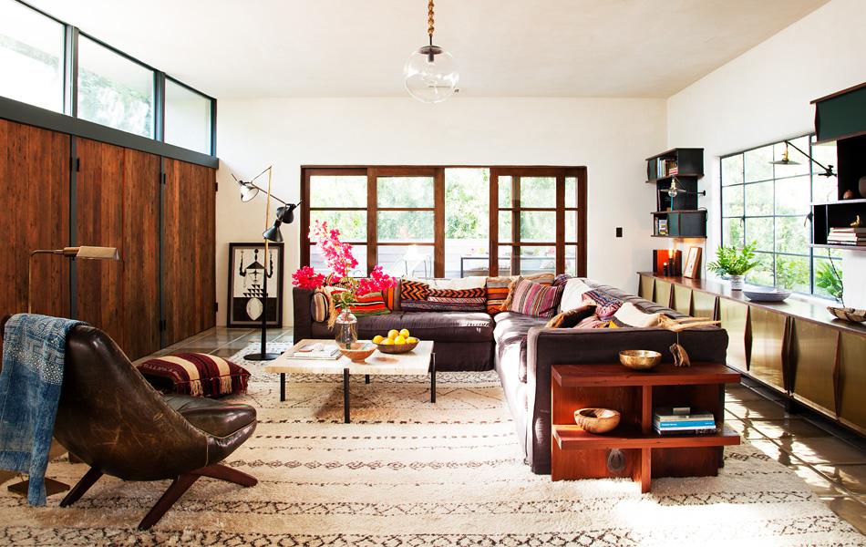 How To Do 39 California Cool 39 Interiors Design Seeker