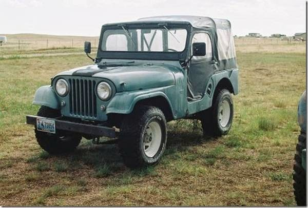 1961 willys jeep cj5 for sale 4x4 cars. Black Bedroom Furniture Sets. Home Design Ideas