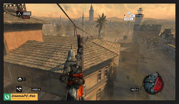 Assassin's Creed Revelations Screenshot PC Gameplay