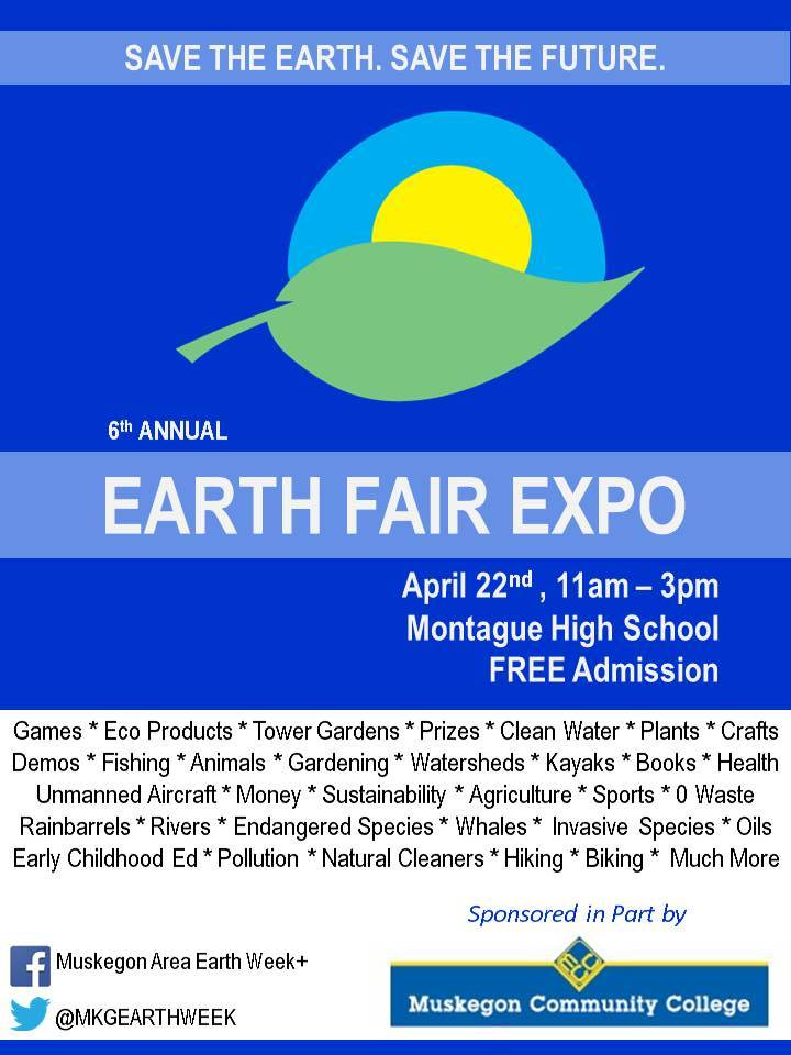 Earth Fair Expo April 22nd