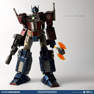 Transformers G1 Optimus Prime Classic Edition
