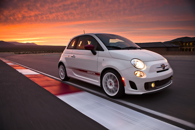 2013 Fiat 500C Abarth Test Drive