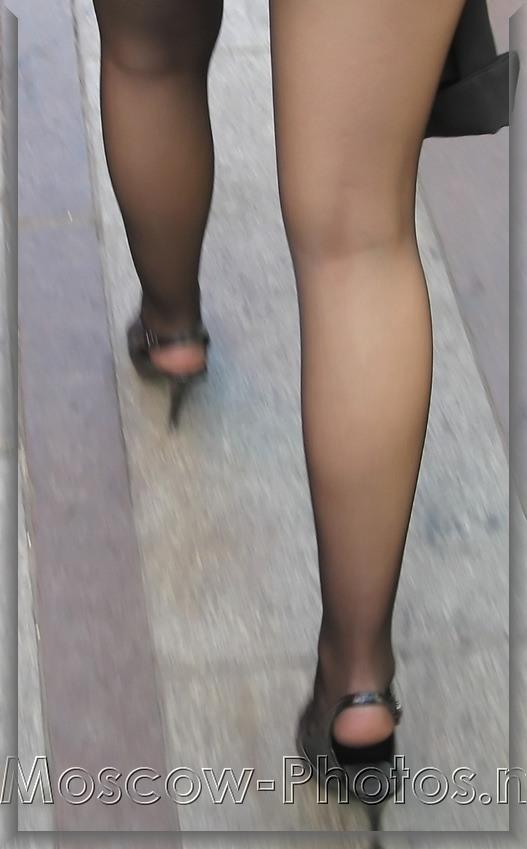 Black Business High Heels Shoes