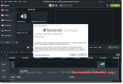 Camtasia Studio v2019.0.7.5034 TechSmith.Camtasia.v2019.0.4.4929.WIN64.Inc.Patch-DavicoRm