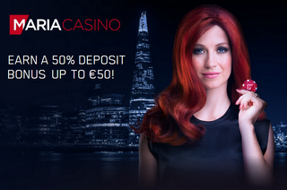 Maria Casino Screen