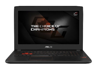 Asus ROG Strix GL702VM Driver Download