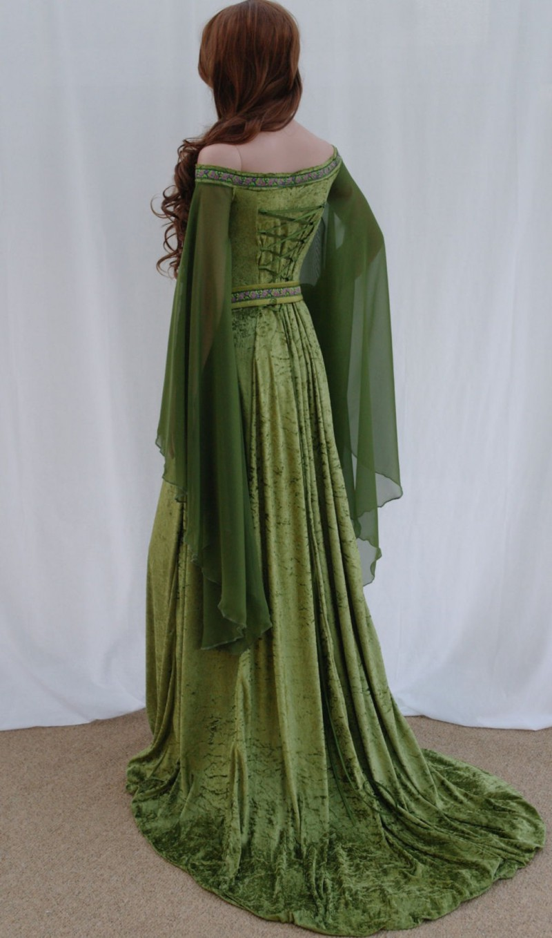 Medieval Wedding Dress - All About Wedding