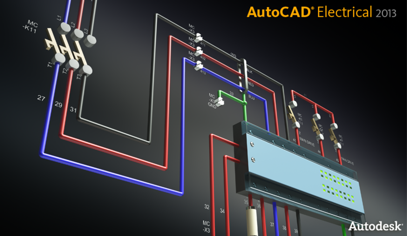 Electrical Drawings Autocad