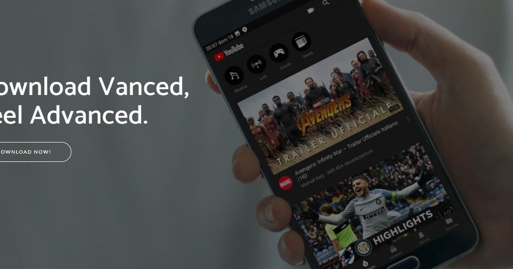 Cara Menonton Video Youtube Tanpa Iklan di Android APK MOD - 3xploi7 BuG