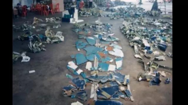 Animasi Kecelakaan SilkAir 185  Tahun 1997: 104 Korban Tewas