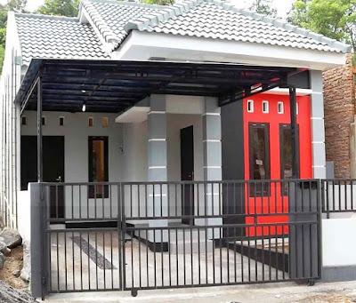 Membangun sebuah hunian yang lengkap dengan banyak sekali macam kemudahan yang ada tentu membu √ 36 Model Garasi Samping Rumah Minimalis yang Modern Terbaru