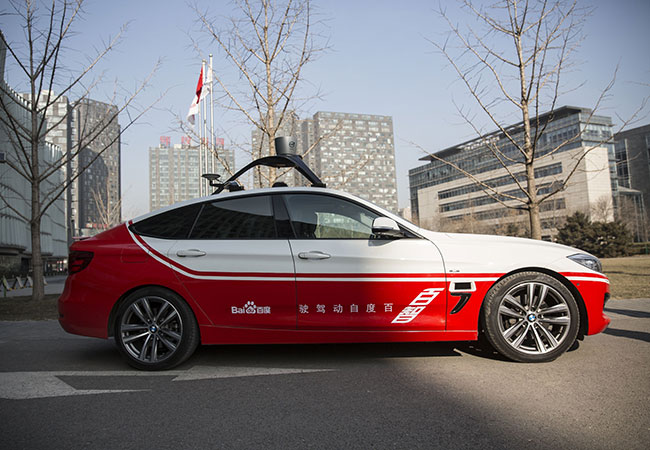 Tinuku Baidu researchers develop new auto-tuning for autonomous vehicles