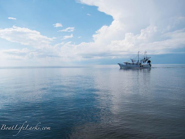 Shrimp Boat, Outer Banks, North Carolina