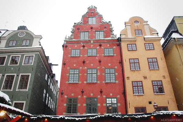 aliciasivert, Alicia Sivertsson, jul, christmas, x-mas, Gamla Stans julmarknad, Stortorget, hus, houses