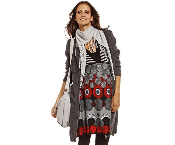 39050bb7b Embarazadas a la moda en invierno
