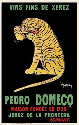 Pedro Domecq - Jerez - 1912 - Leonetto Cappiello