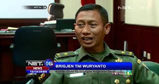 Amunisi Brimob yang Ditahan Mabes TNI Dinilai Mematikan, Kapuspen : Kami Saja Tidak Punya