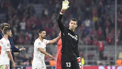 Crónica Bayern 0 - Sevilla FC 0