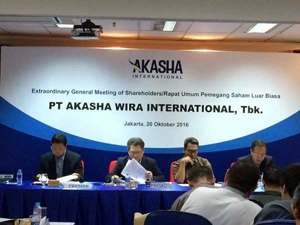 Nomor Call Center CS PT Akasha Wira International Tbk