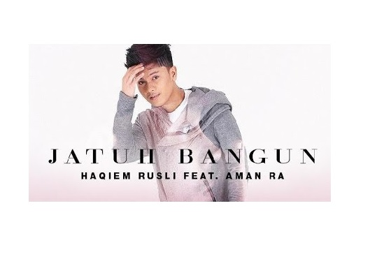 Lirik lagu Jatuh Bangun Haqiem Rusli, lagu baru haqiem rusli oktober 2017,