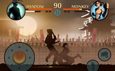 اقوى لعبة Shadow Fight 2