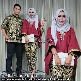 Batik Couple Shinta