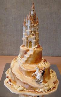 bolo+noivos16 - Bolo de Casamento Clássico - Inspirações