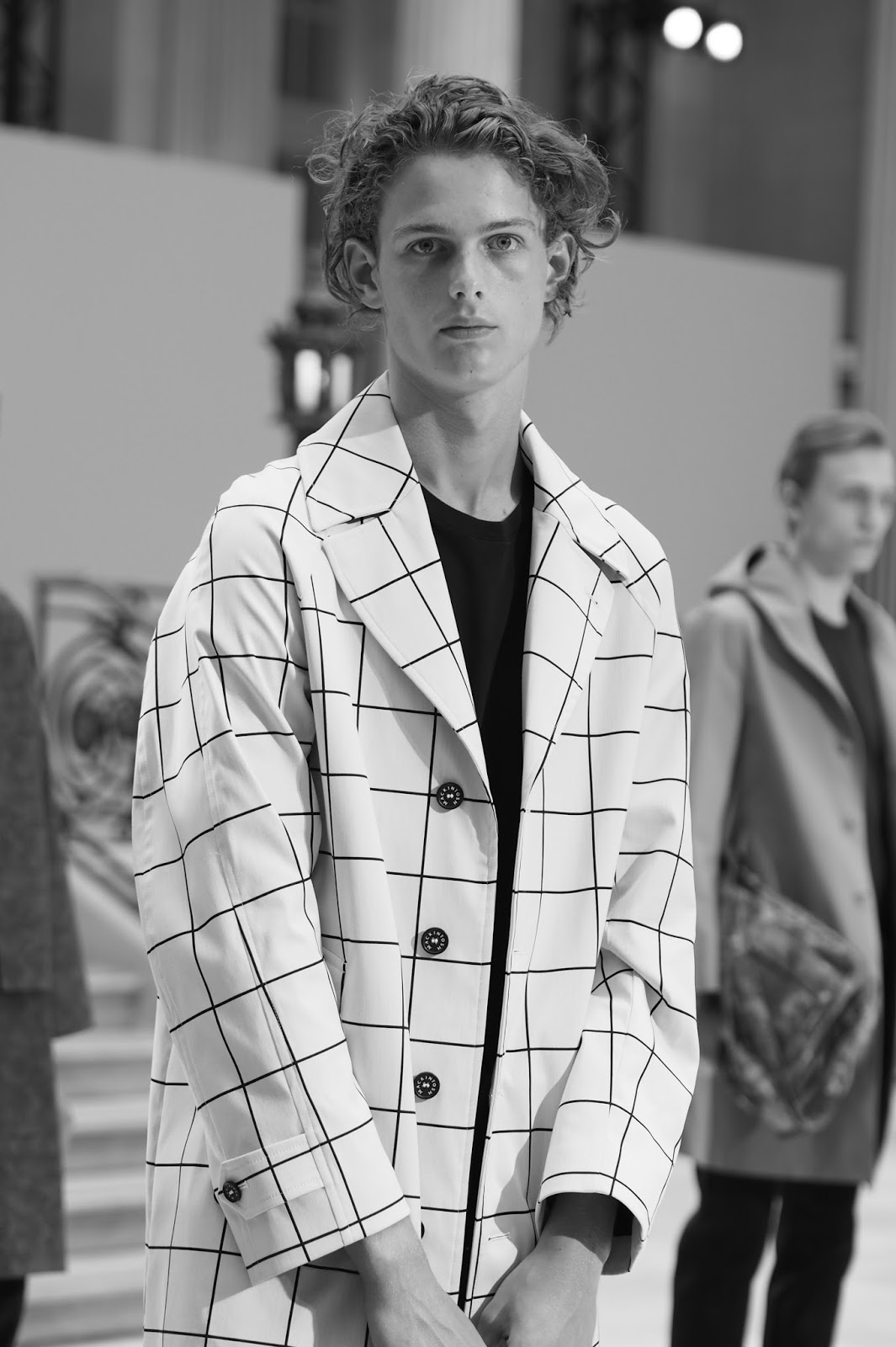 MACKINTOSH SS17 LCM PRESENTATION