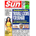 NAIJA NEWSPAPERS: TODAY'S THE DAILY SUN NEWSPAPER HEADLINES [ 8TH OCTOBER, 2017]