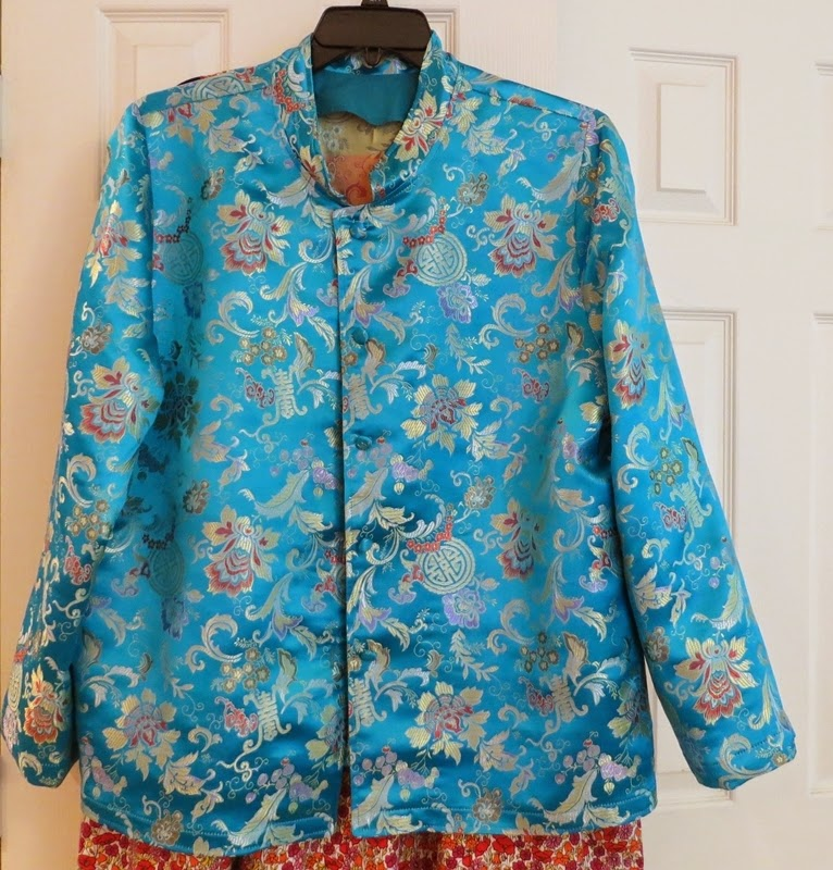 Coco\'s Loft: Kwik Sew 4015 - A Kaylee Chinese brocade jacket for ...