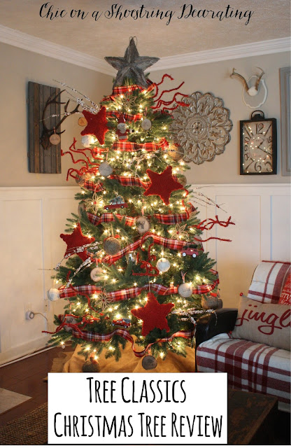 Tree Classics Christmas Tree Review