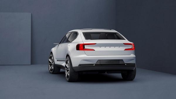 Elektrikli Otomobil Volvo Polestrar 2 - 3