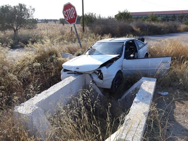 Τροχαίο ατύχημα στην Ερμιονίδα με τραυματίες