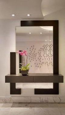 Idecoraa modernos espejos modelo 15 for Espejos modernos 2016
