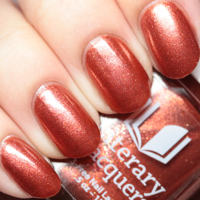 Literary Lacquers Afterglow