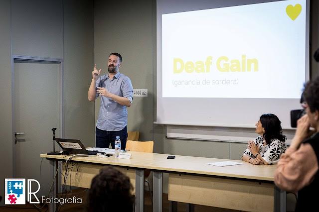 Conferencia de Emilio Ferreiro en Zaragoza