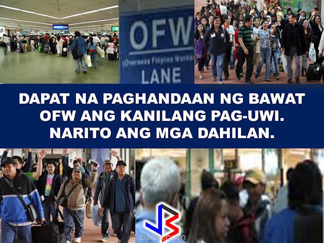 """Saudi Arabia has the largest  number of  Filipinos working in different sectors. Overseas Filipino Workers (OFWs) in Saudi Arabia can be found working in hospitals, restaurants, construction and oil companies, schools and  even in houses as household service workers among others. Saudi Arabia has become a home for most OFWs, some even brought their families to live with them. Being an unfamiliar territory with strict rules and laws, working in the Kingdom has become the bread and butter for most OFWs who were not given an opportunity in their  own country to find a decent job with enough earning for their families.Every year, a big number of OFWs  try their fate and gamble just to have a job that can feed their families and send their kids to school. Aware of the risks, OFWs still come to the Kingdom bearing the burden to provide their families with a better life and better future. But there is no permanent in life except """"change"""". And change always cost something. Saudi Arabia has started Saudization  since 2011. 'Saudization', officially known as Saudi nationalization scheme, or Nitaqat system in Arabic, is the newest policy of the Kingdom of Saudi Arabia implemented by its Ministry of Labor, whereby Saudi companies and enterprises are required to fill up their workforce with Saudi nationals up to certain levels. It calls for an increase in the share of Saudi manpower to total employment and for expanding work opportunities for Saudi women and youth. With the implementation of this changes, many expats  including OFWs  are under the risk of losing their jobs. In a report dated August 9,2016 by Arab News,The Ministry of Labor and Social Development plans to nationalize all health jobs in the Kingdom in collaboration with its counterparts. Saudization will not be limited only to the pharmaceutical sector. In the pharmaceutical sector alone,they are expecting 15,000 jobs that can be made available  for the Saudi Nationals --it translates to 15,000 expats which includ"""
