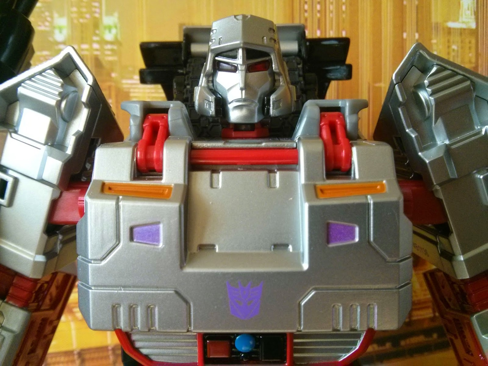 combiner wars megatron head