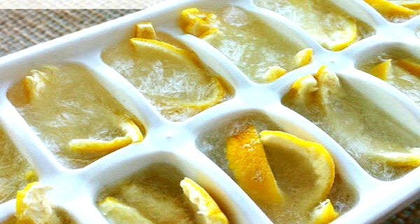 lemon, frozen lemon