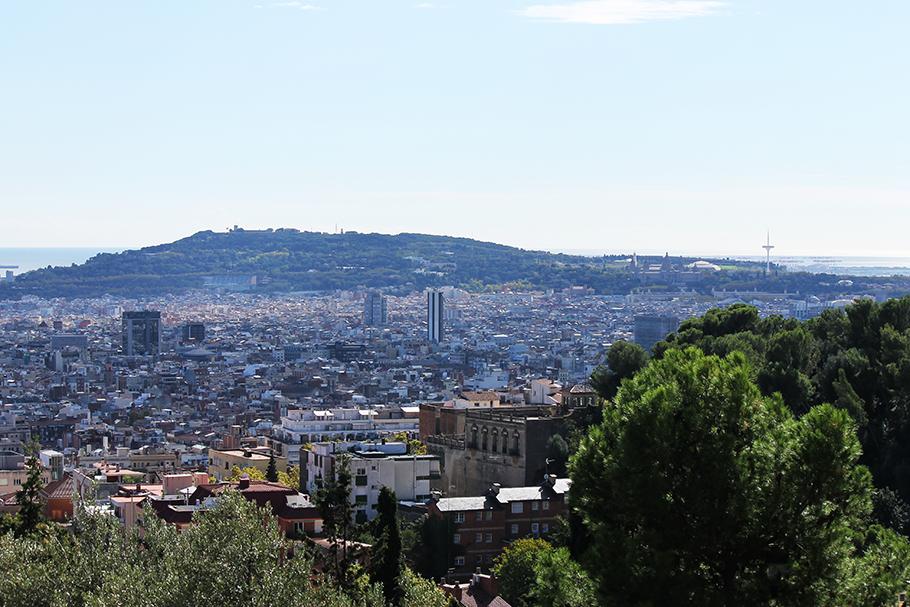 Cinq jours amoureux Barcelone