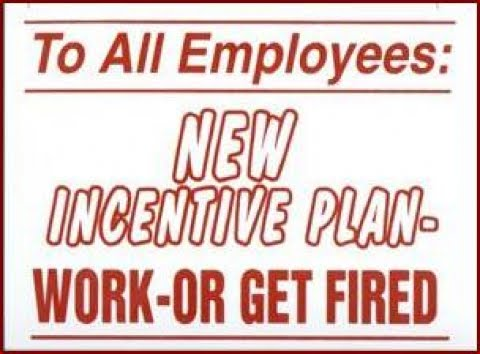 Funny Workplace Signs Life Under Microscope:...