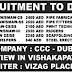 Recruitment to a Construction Company in Dubai - UAE | APPLY NOW