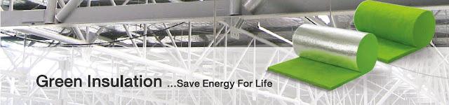 ฉนวนกันความร้อน SCG insulation for roof สำหรับงานหลังคา  ฉนวนเขียวเอสซีจี Green-3